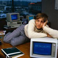 Bill Gates szexi!