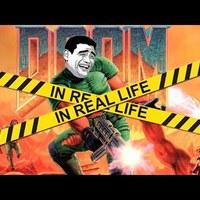 Doom a való életben! [videó]