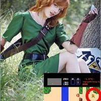 Zelda régen és most!