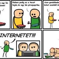 Az internet jóra nevel?
