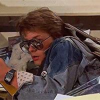Marty! Ne babrálj az erősítővel!