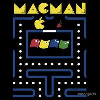 Pacman helyett MACman!