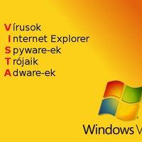 A Windows VISTA rövidítés eredete!