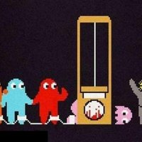 Hogyan készült: PacMan szellemek