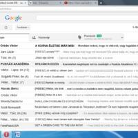 Bejutottunk Varga Mihály e-mail fiókjába!