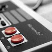 Napi geek háttér: NES kontroller