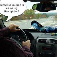 Navigátor