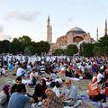 Ramadán végén: Eid el-fitr ünnepe a világ körül