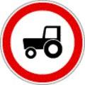 A járművek forgalmát tiltó vagy korlátozó jelzőtáblák - 5. rész