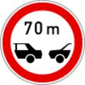 A járművek forgalmát tiltó vagy korlátozó jelzőtáblák - 2. rész