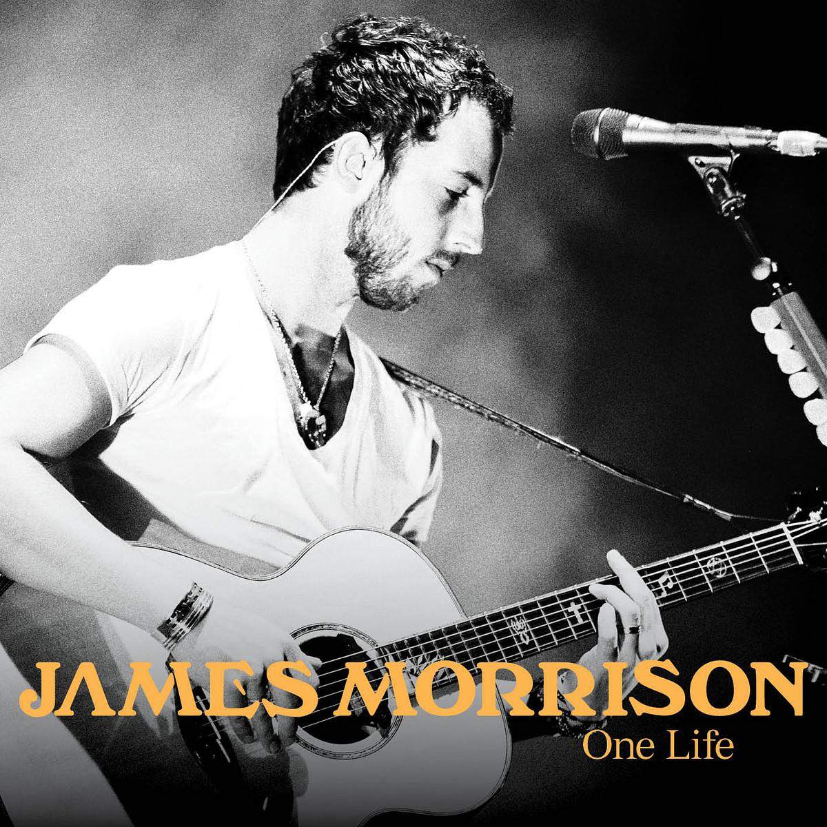 James Morrison One Life cover packshot.jpg