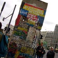 Huszadik századi memento: a berlini fal