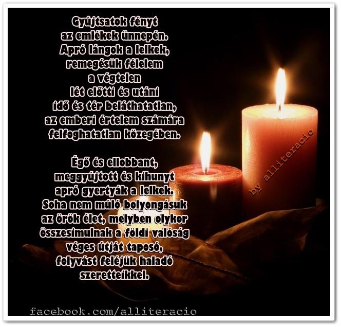 idézetek halottaknak Gyász, gyertyák, mécsesek.Képek, versek, emlékezés