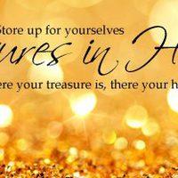 Hogyan szerezhetsz kincseket a mennyben?