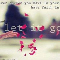 Engedd el a téged visszatartó dolgokat