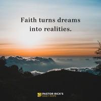 A hit elhiszi azt, amit nem látsz