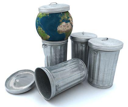 bigstockphoto_Blue_Earth_In_Garbage_Can_2039523.jpg