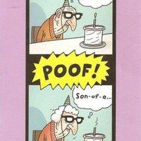 bárcsak ne lennék öregember..