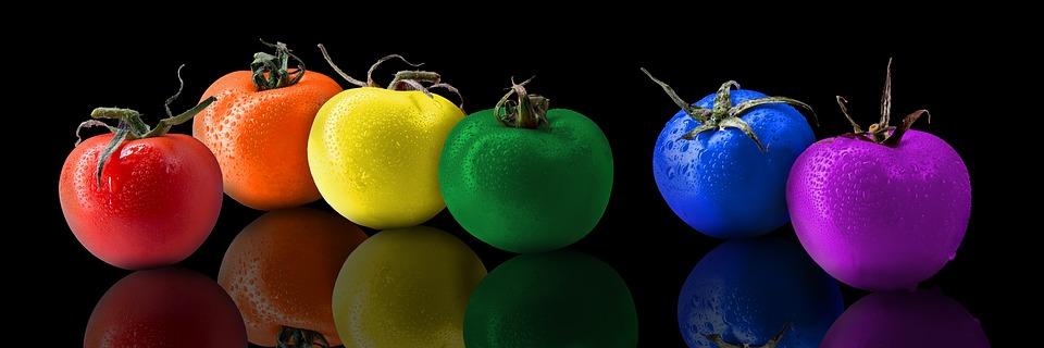 10 különös megfigyelés az ételek és italok színéről