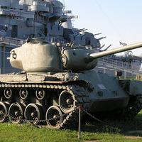 A (majdnem) sikeres M26 Pershing harckocsi