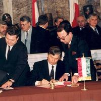 Antall József külpolitikájának főbb irányvonalai IV. – A visegrádi együttműködés és a délszláv háború