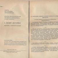 Söpörjük ki a fasiszta szemetet! – A politikai rendőrség könyvrazziája 1945-ben