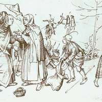 Mátyás király és a nagyszebeni cigányok
