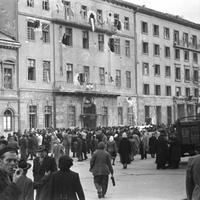 A Köztársaság téri pártház ostroma: mítosz és valóság