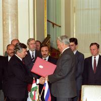 A KGST és a Varsói Szerződés felbomlasztása