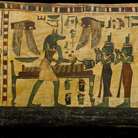 Mumifikálás az ókori Egyiptomban