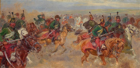 ludwig-koch-count-hadik-and-his-troops-riding-to-berlin-_berlin-raid-1757.jpg