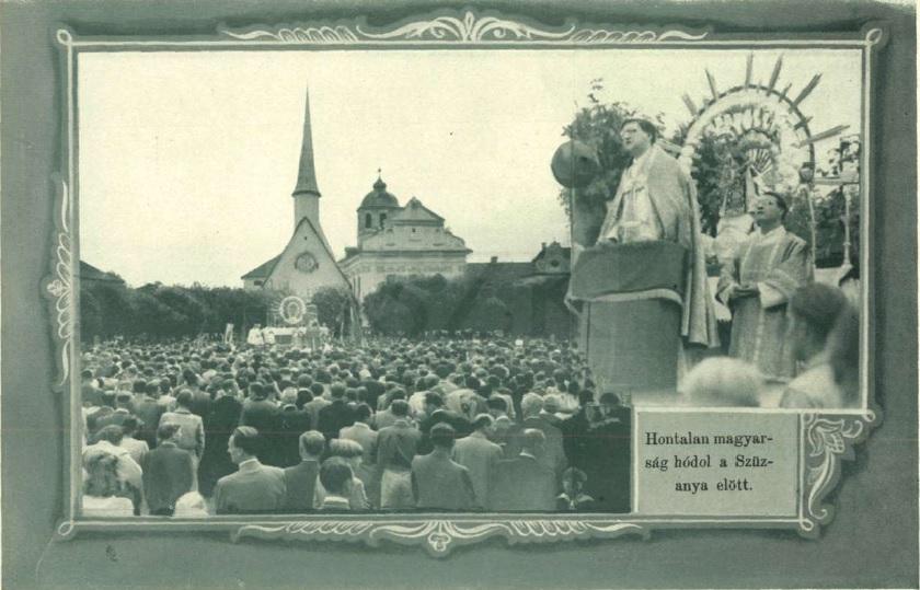 Kótai Zoltán vatikáni delegátus beszéde