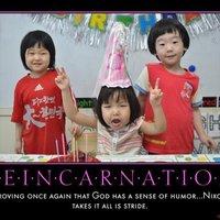 Kínai reinkarnáció