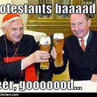 Protestánsok vs. katolikusok