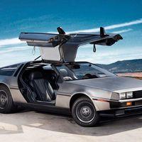 Hibernálás helyett időutazó autó: a DeLorean