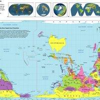 Elforgatott térképek