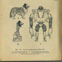 Szovjet robotkutyák