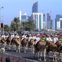 Időjáráshekkelés, robotok, fiktív városok - üdv Katarban!