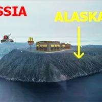 Usa-Oroszország gyalog + tereprendezési matrjoska