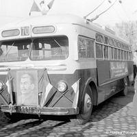 Sztálin és a budapesti trolik