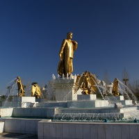 Türkmenisztán, te csodás