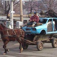 Ön- és közveszélyes idióták az utakon - csak Romániában?