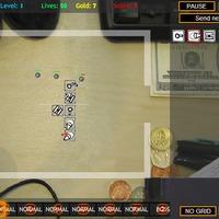 Kis játék: Desktop Tower Defense