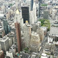 Szellemírtók, Delik, Art Deco és Graffiti, ez New York