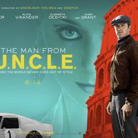 A The man from U.N.C.L.E. napszemüvegei