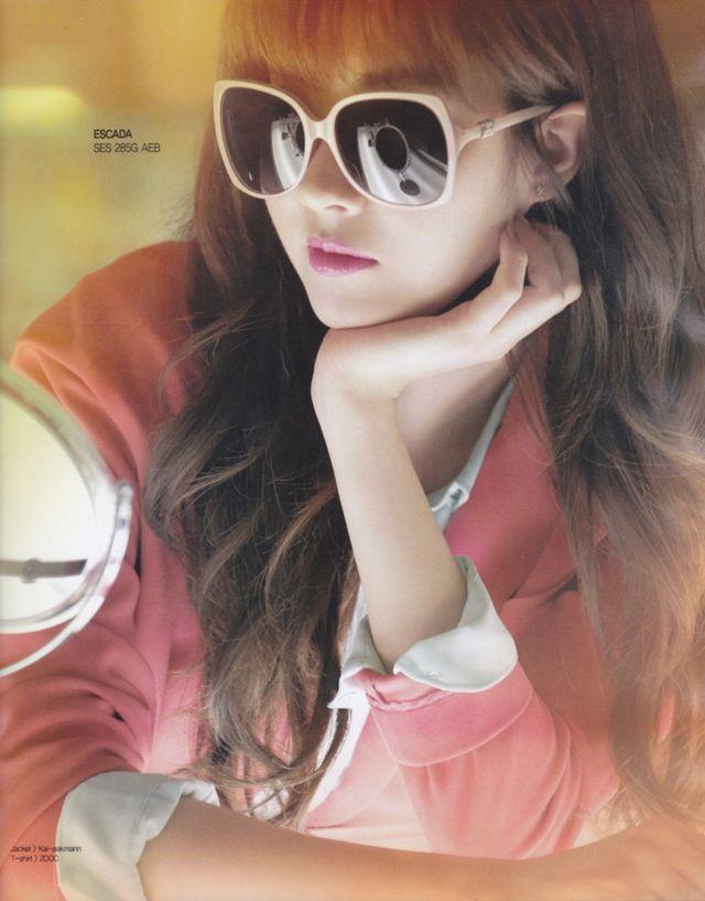 SNSD Seohyun InStyle Escada Eyewear 2.jpg