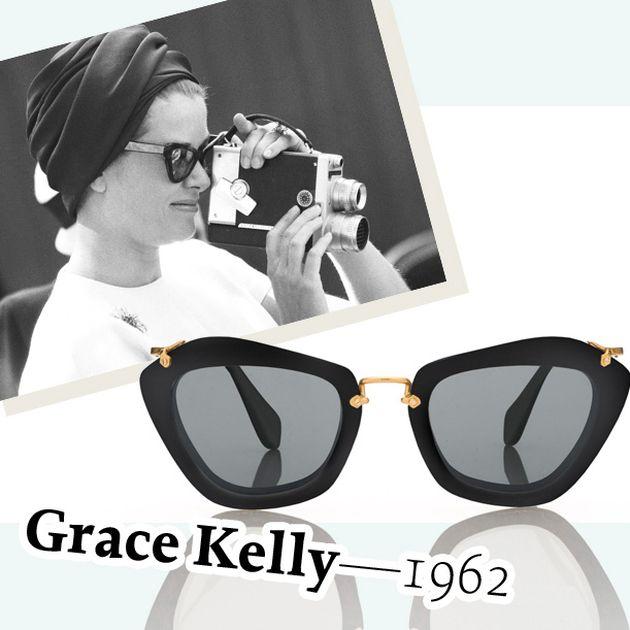 Grace Kellyhez egy 390 dolláros Miu Miu napszemüveget párosítottak. A vicc  az b58daec8d0