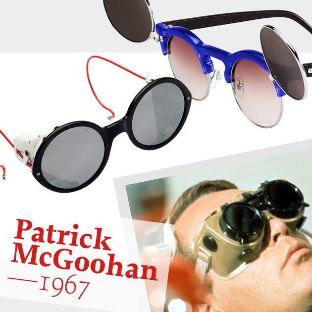Patcick McGoohan elsősorban tévés színész volt e5b4cd9bd9