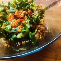 Esti méregtelenítő saláta