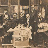 Bizánci borozókból török tavernák - meyhane, Isztambul esszenciája